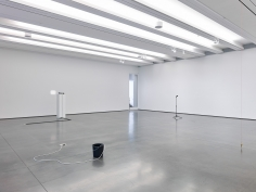 Ceal Floyer, Installation view: Aspen Art Museum, 2016
