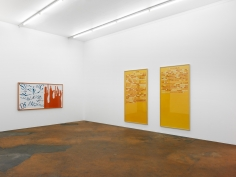 Larry Johnson, Installation view: MAMCO, 2016