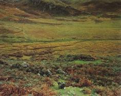 Stephen Shore, County of Sutherland, Scotland, 1988