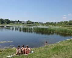 Stephen Shore, Bazalia, Ukraine, July 27, 2012