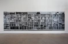Hans-Peter Feldmann, bookshelves