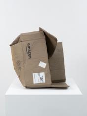 Matt Johnson, Untitled (Amazon Box), 2016