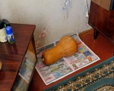 Stephen Shore, Home of Lyubov Brenman, Borispol, Ukraine, July 19, 2012