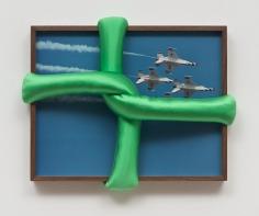Elad Lassry, Untitled (Planes), 2013