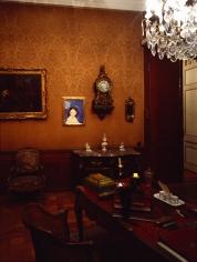 Karen Kilimnik, Installation view: Historisches Museum Basel, Haus Zum Kirschgarten, Basel, 2005