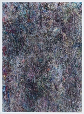 Florian Maier-Aichen, Untitled Negative (Lasso Painting #7), 2017