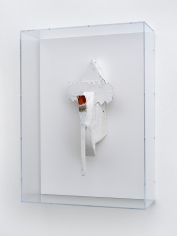 Rodney Graham, Pipe Cleaner Artist Studio Construction #38, 2015