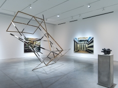 Jane and Louise Wilson, Installation at 303 Gallery, New York, 2013