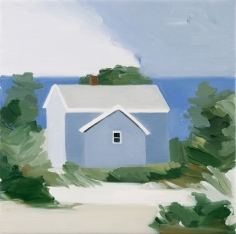 Maureen Gallace, Lake House, 2002