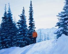 Tim Gardner, Self-Portrait at Whistler, 2010