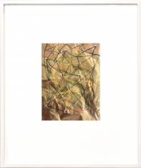 Tüte mit Linien und Punkte, 2013