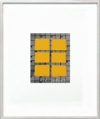 Six Yellows, 2013