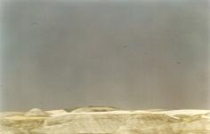 Landeinwärts, Graue Landschaft, 2000