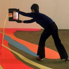 Lynda Benglis: The Nation