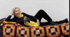 Lynda Benglis: New York Times