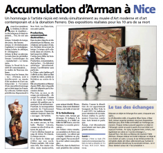 Accumulation d'Arman