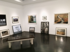 Transitions install Laurence Miller Gallery