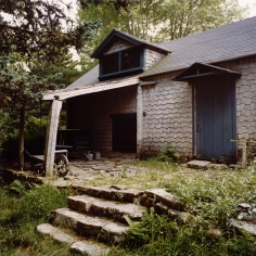 David Graham Front door, Placentia Island, ME, 1995-96