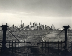 Wendell MacRae Last View of New York, July 1949