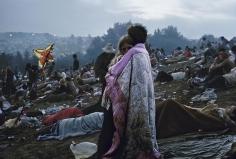 Burk Uzzle Ercolines, Woodstock, 1969