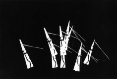 Ray Metzker Europe, 1960