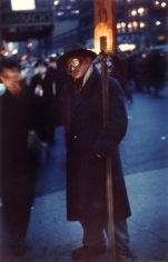 Louis Faurer 14th Street, NYC, 1947 (printed 1991)