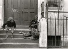 Helen Levitt NYC 1938