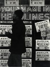 Lou Stoumen Times Square, 1979
