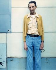 Bruce Wrighton Downtown Man  Binghamton, NY, 1987