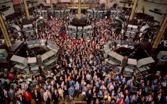 NEal Slavin New York Stock Exchange, NYC 2015