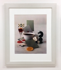 Irving Penn After Dinner Games