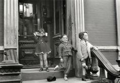Helen Levitt NYC, 1940