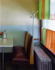 Bruce Wrighton Glenwood Diner Binghamton, NY, 1987