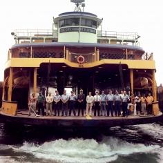 Neal Slaven Staten Island Ferry
