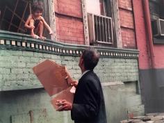 Helen Levitt NYC 1972