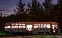 Neal Slavin Transit Car #1540, Silver Springs, MD, 1987