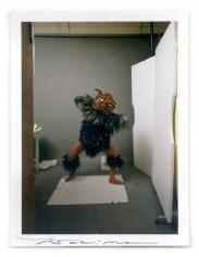Yasumasa Morimura Comedian (Dance 2), 2005 unique Polaroid print