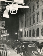 Weegee Scene at Manhattan Police Headquarters, c. 1940