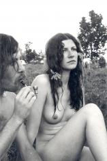 Burk Uzzle Woodstock, 1969
