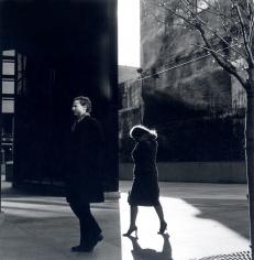 Ray Metzker City Whispers: Philadelphia, 1983
