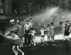 Weegee Summer, Lower East Side, ca. 1937