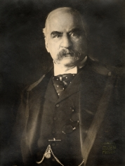 Edward Steichen J. Pierpont Morgan, Esq., 1903