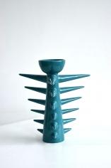 Ceramic Candelabra #3 / Tony Moxham & Mauricio Paniagua