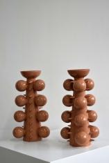 Ceramic Candelabra  #2 / Tony Moxham & Mauricio Paniagua