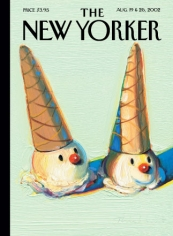 New Yorker Thiebaud Cover