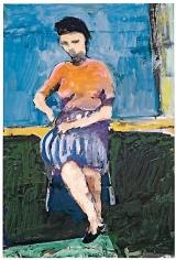 Richard Diebenkorn, Untitled, 1956