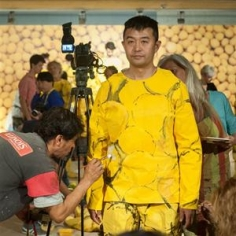La Nacion | Magia y diez horas, claves para el arte de Liu Bolin