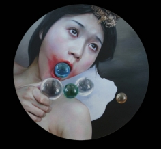 Hi-Fructose I The Mural-Scale Portraits of Ling Jian