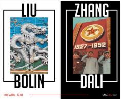 Dangdai | Presentaron en el Macba el arte de Zhang Dali y Liu Bolin