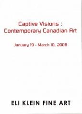 圈养愿景: 加拿大当代艺术